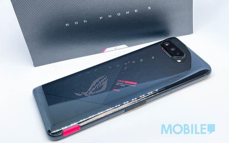 更全面遊戲操作,加強聲音表現,ROG Phone 5 開箱