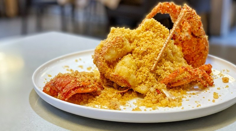 〈好食〉當黃金流沙遇上龍蝦 尖沙咀翠林辣蟹舫
