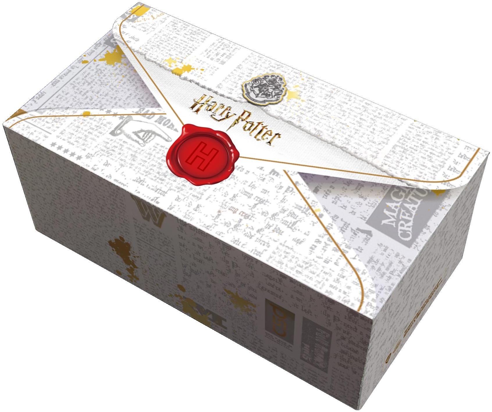 【必入手】台灣推哈利波特口罩 包裝盒猶如霍格華茲入學通知!