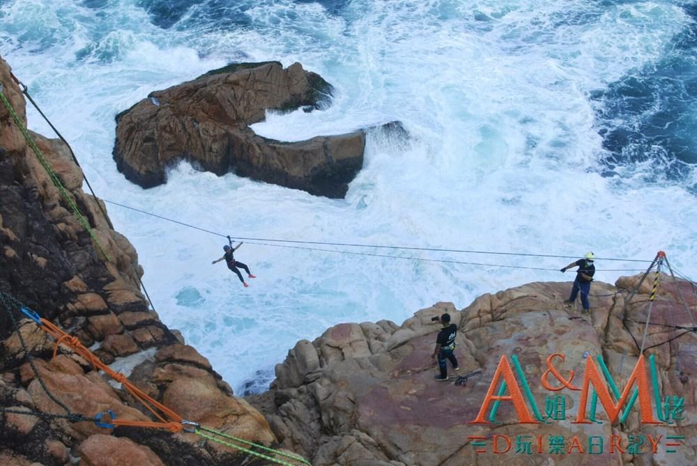 〈好玩〉極限活動放題 任玩飛索攀岩