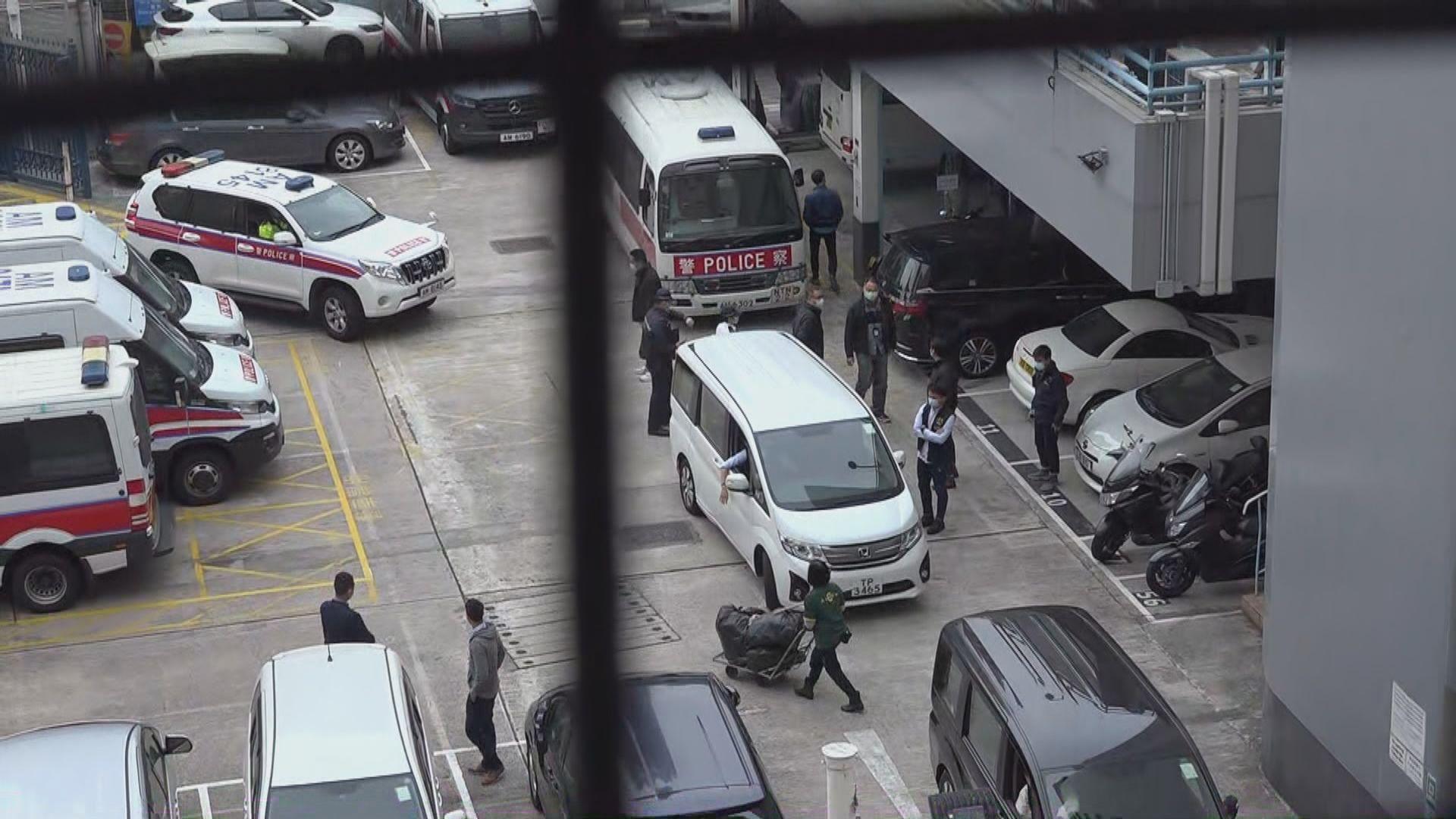 【12港人案】8人由內地移交香港警方 料續被扣押