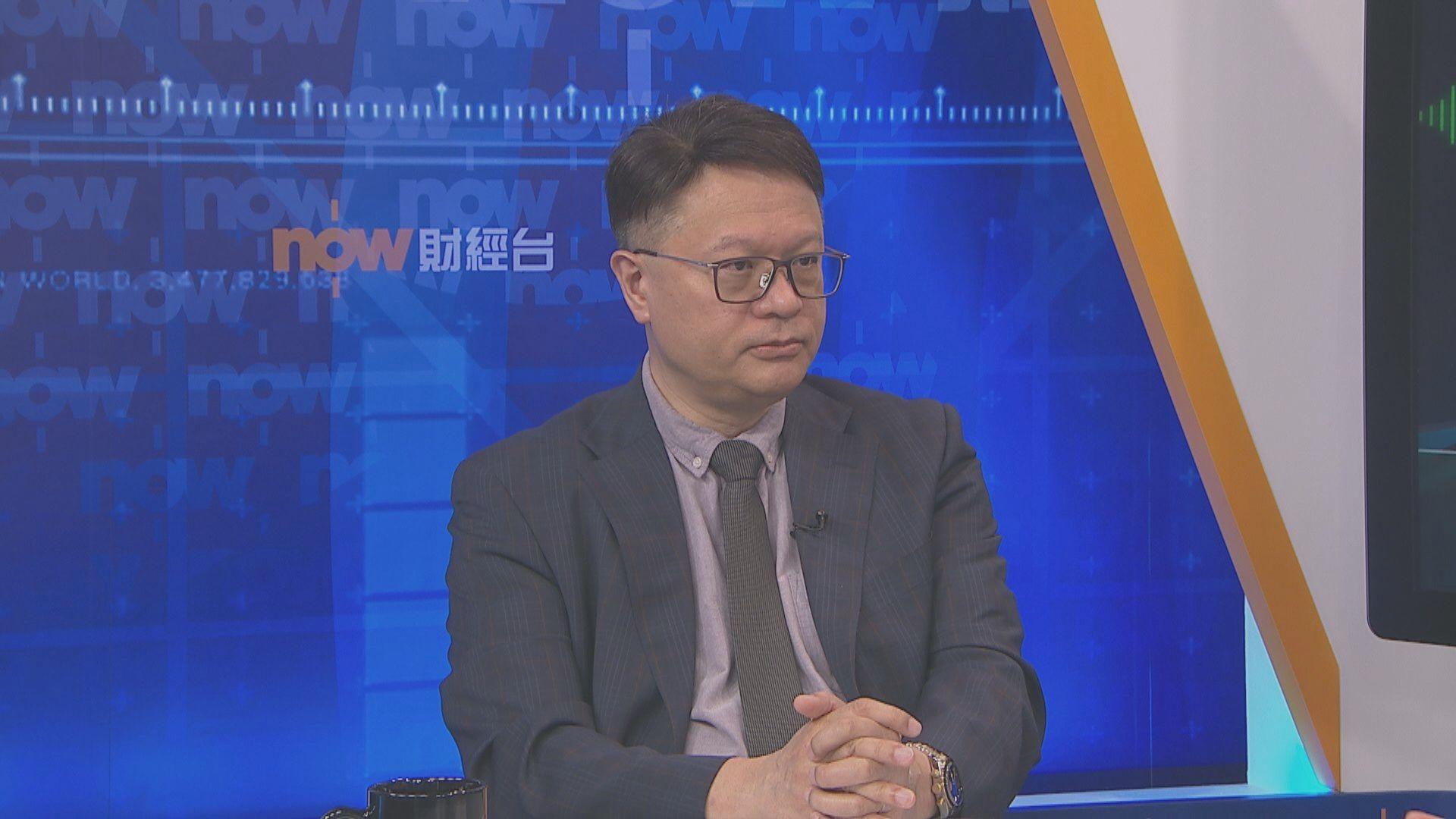 許樹昌:市民如無嚴重過敏 可參與「溝針」研究計劃