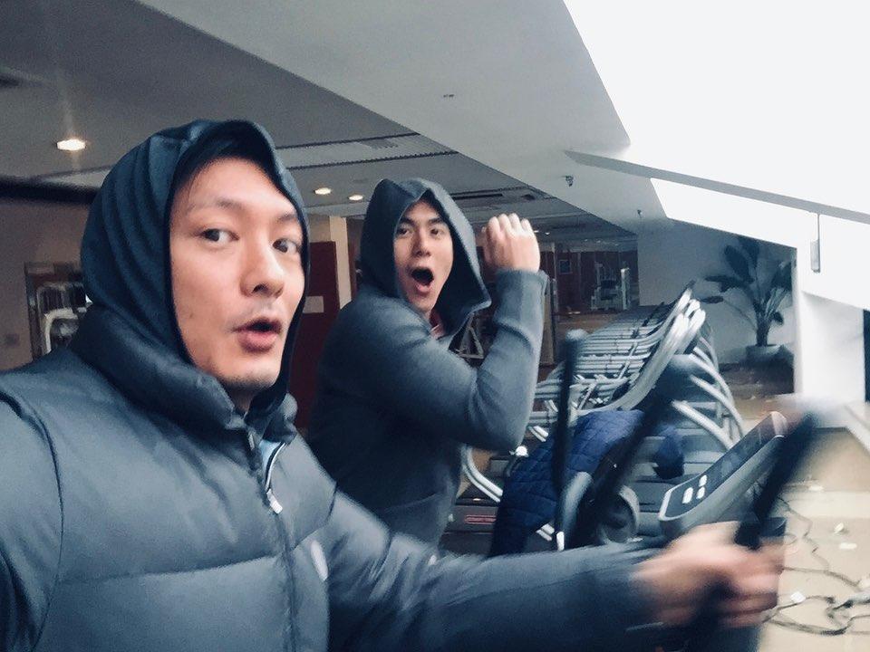醜照賀彭于晏39歲生日 余文樂:祝你早日脫單