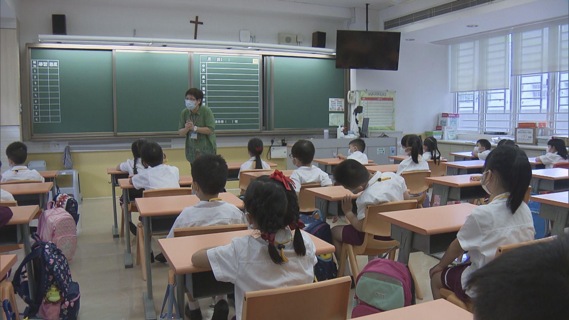 【即日焦點】復活假後學校增至三分二學生面授 有校長擬先讓小一生復課適應校園;北京反制裁西方 分析指不容中國價值觀受指責