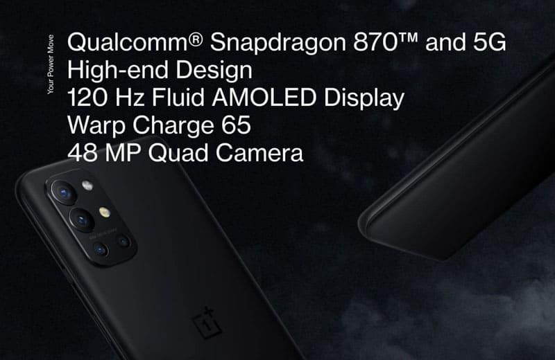 OnePlus 中高階新作 9R,有 Snapdragon 870、120Hz 芒,不過地區限定