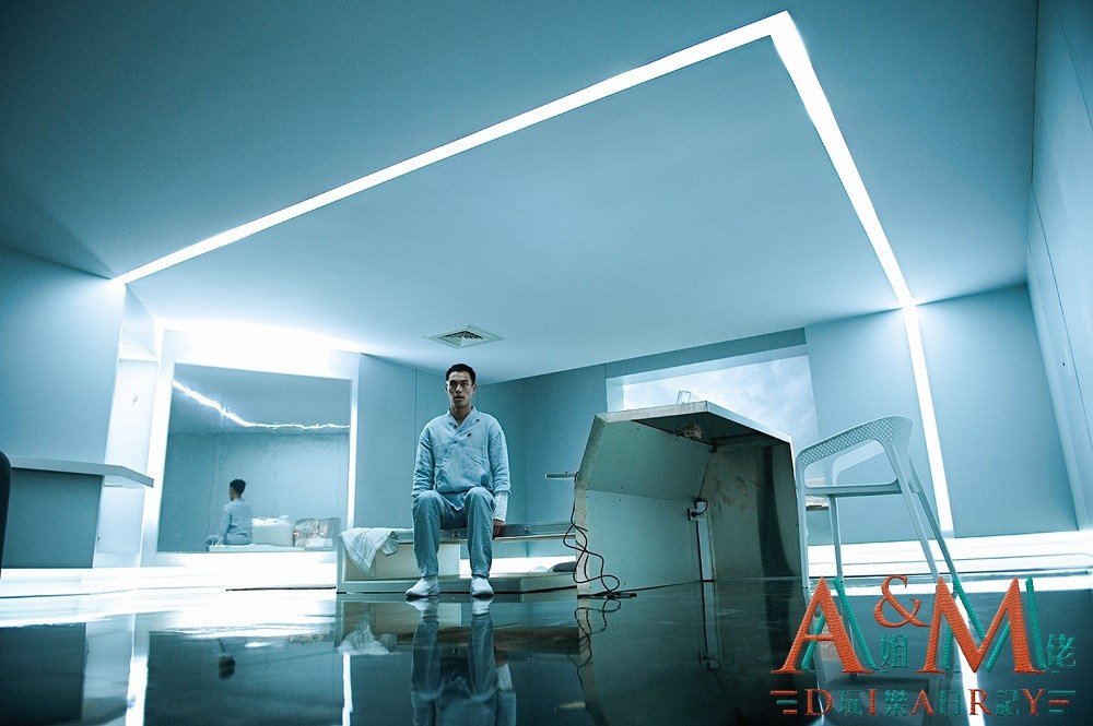 影評 —《複身犯》一人分飾五角 題材科幻新穎