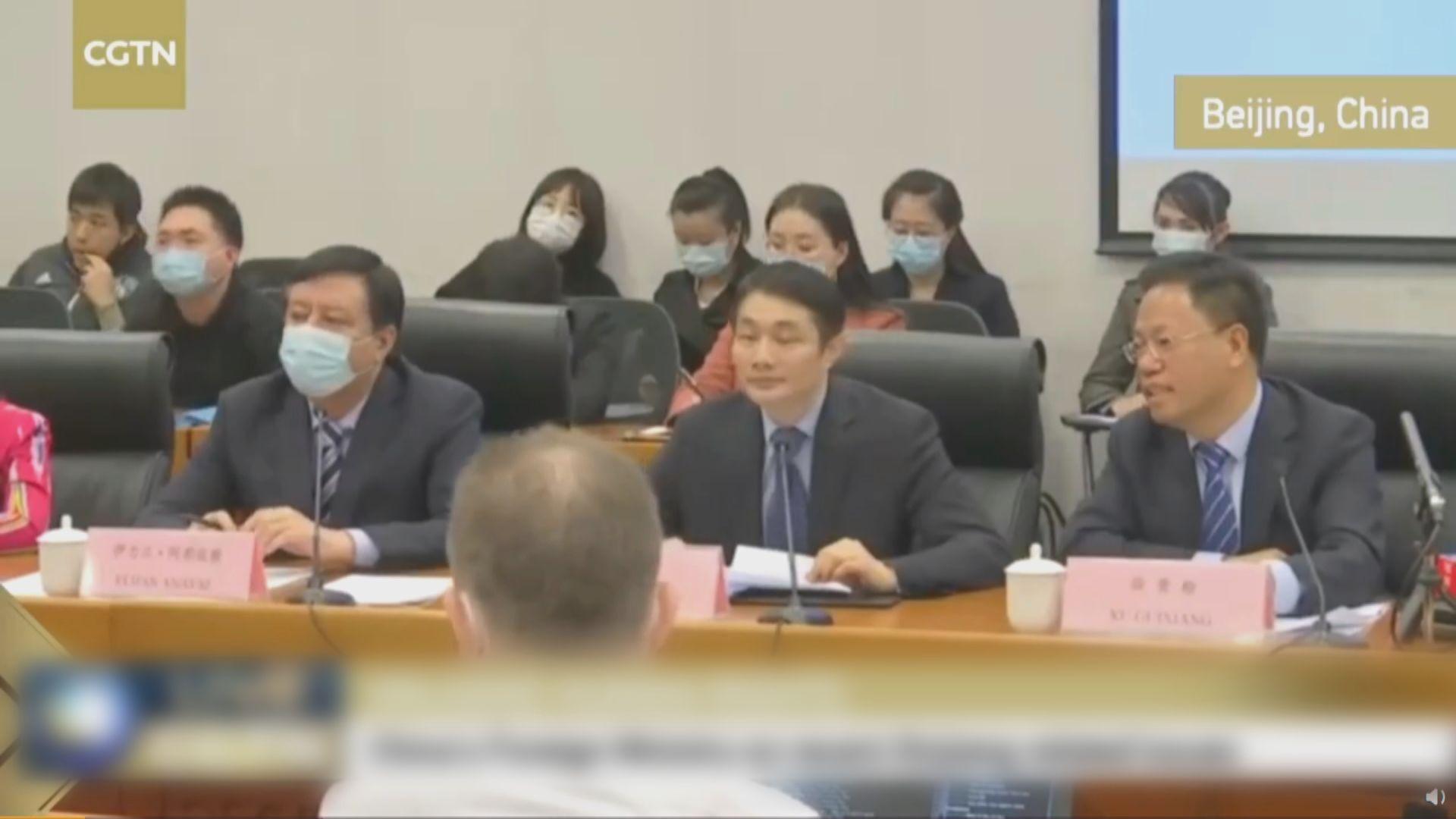 新疆官員斥西方圖製造所謂「種族滅絕」問題阻中國發展