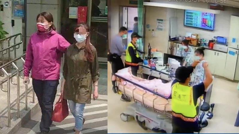台灣越籍女懷疑男友出軌 剪斷生殖器再沖馬桶