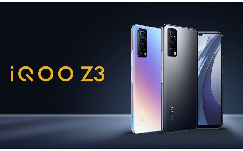 iQoo U3x 及 iQoo Z3 到港,開價$1,598及$2,298起!