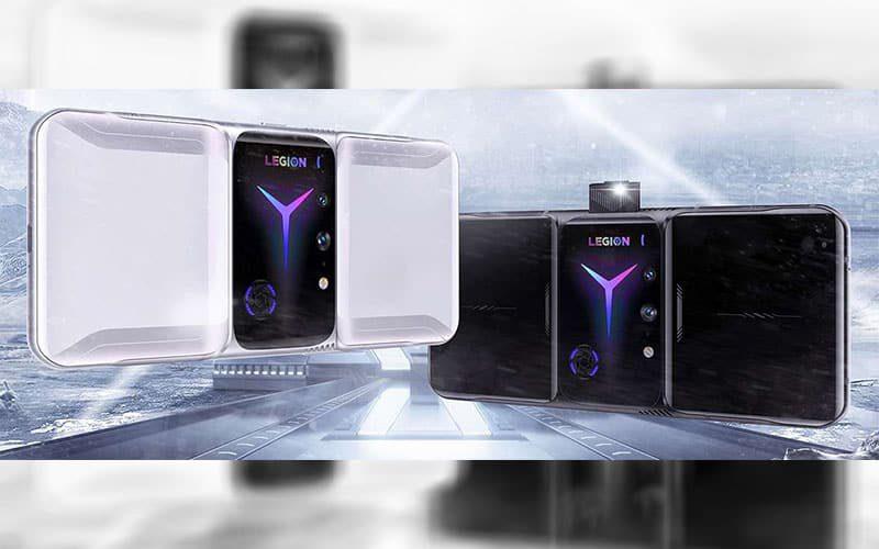 Snapdragon 888,內嵌電競散熱扇,Legion 2 Pro賣 3,699人民幣起
