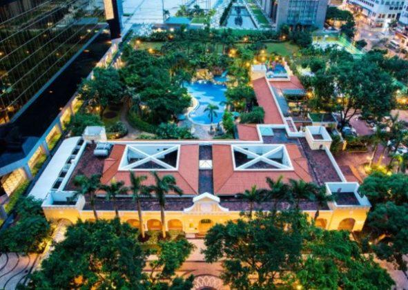彷如置身泰國酒店