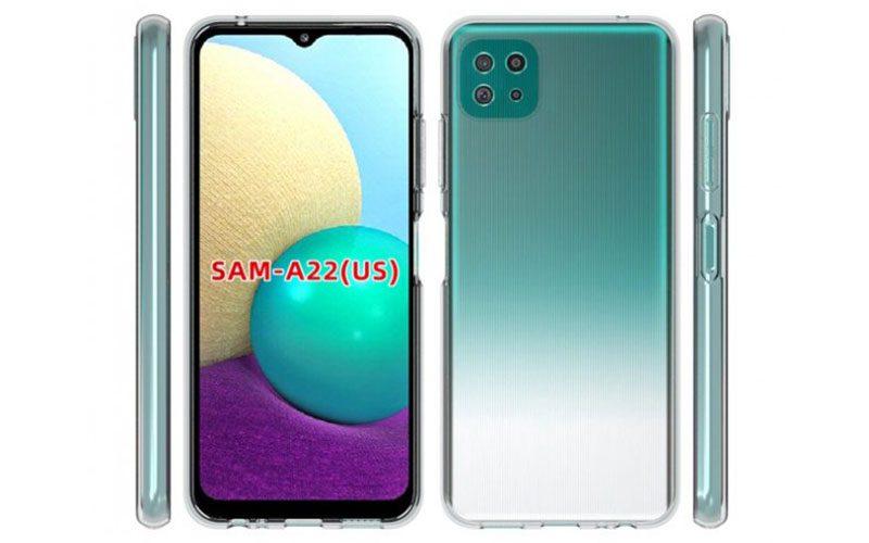 配件商提早洩露,平價 5G 機 Galaxy A22 外觀流出
