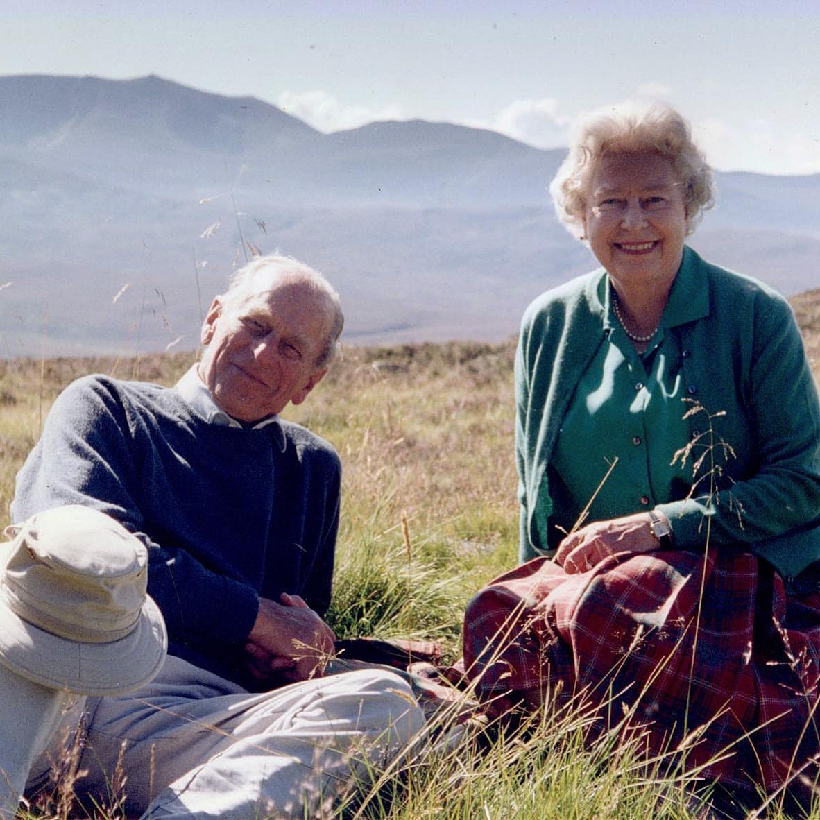 英女王與菲臘親王