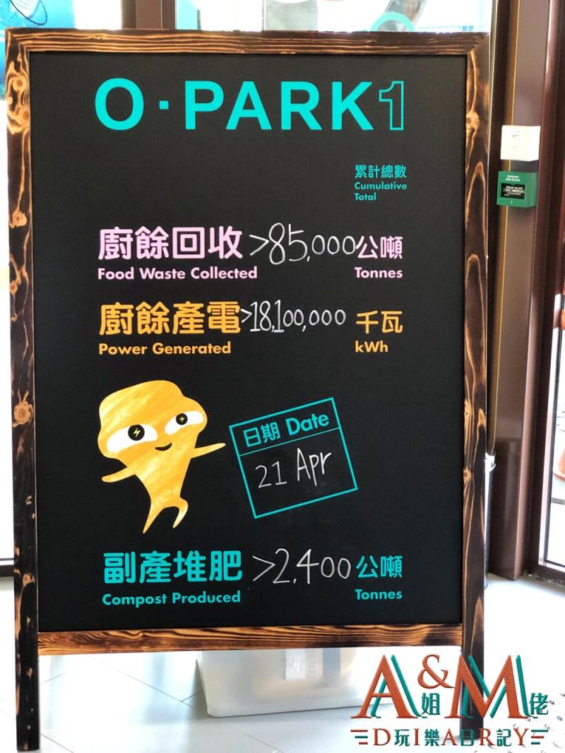 〈好遊〉[大嶼山好去處] 廚餘轉廢為能之旅 O Park1免費導賞團參觀