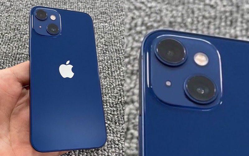 疑似 iPhone 13 mini 樣本機流出,繼續雙鏡但改成對角排列