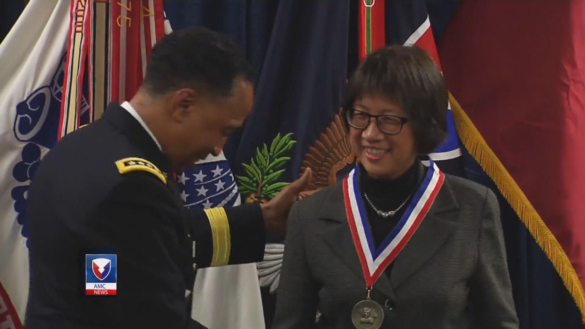 來自台灣女科學家獲提名任美國防部次長