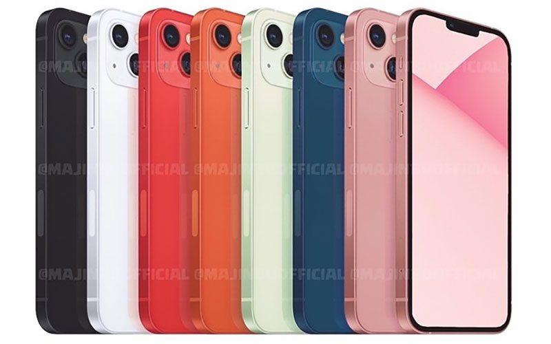 iPhone 13 配色或許如此,iOS 14.5 最受歡迎功能是「它」