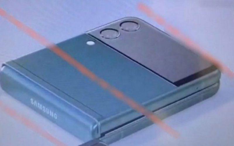 疑似內部流出,Galaxy Z Flip3、Z Fold3 意外曝光
