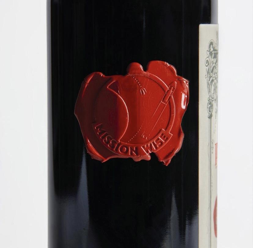 波爾多「太空紅酒」連隕石開瓶器 估價100萬美元