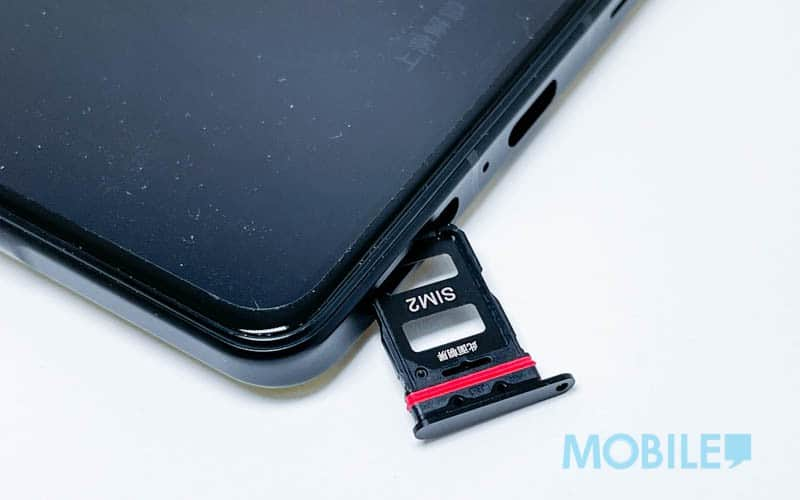 ▲ 兩回 Nano SIM 卡槽,但就不支援 Micro SD 擴充