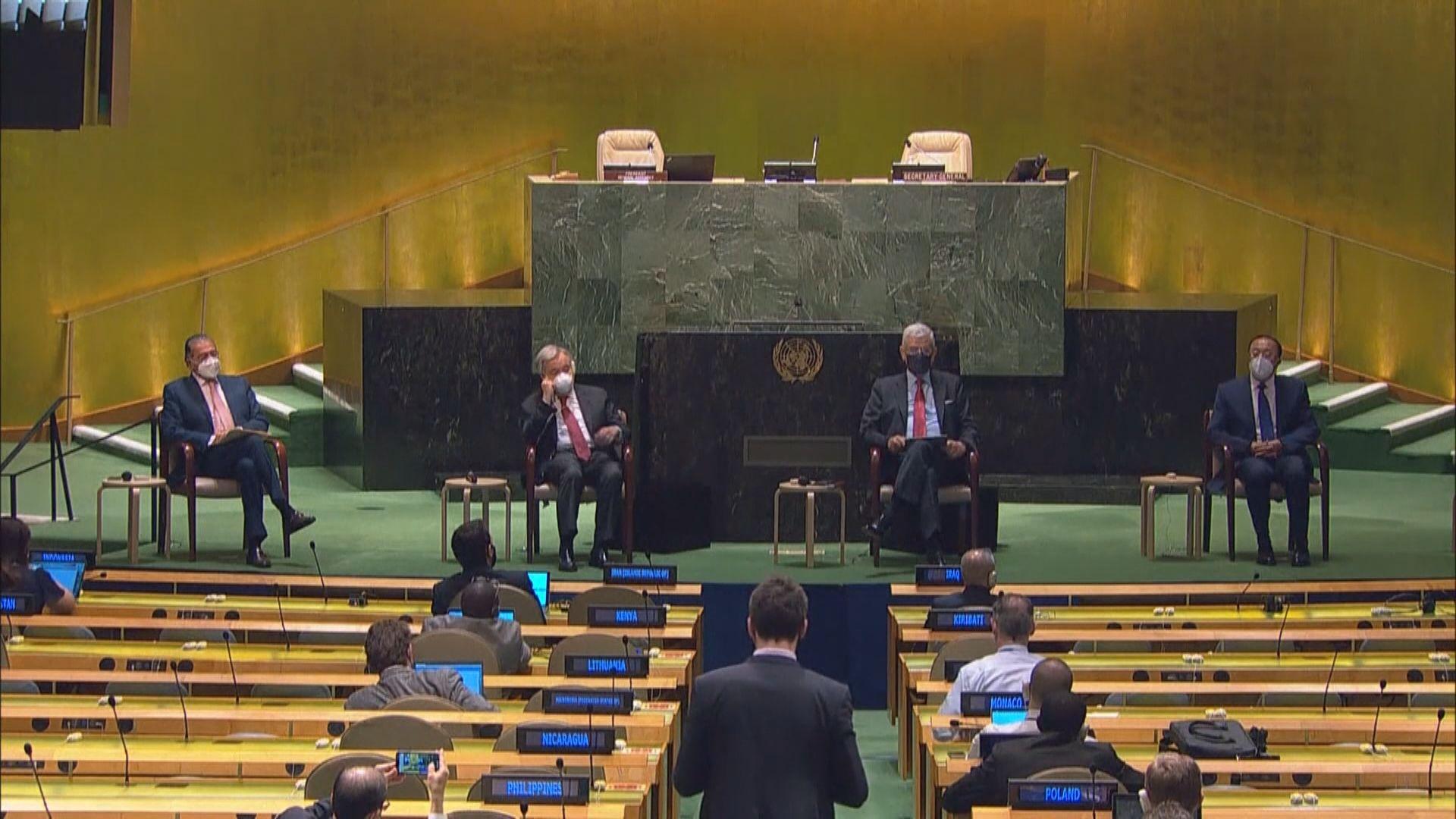 中國籲聯合國成員抵制討論新疆會議