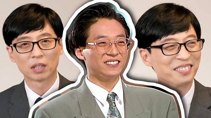 劉在錫30年前大學生嫩樣曝光  螢幕初出道就拎獎