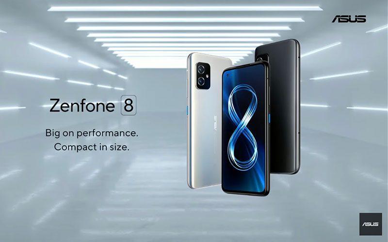 同配 Snapdragon 888,架「細」ZenFone 8、電動鏡 ZenFone 8 Flip 發佈