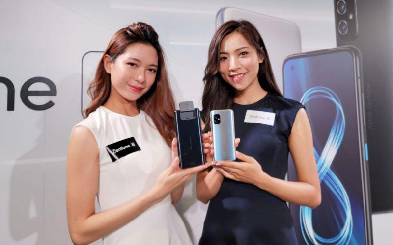 強、細旗艦到港,ASUS ZenFone 8 系列開價五千唔洗!