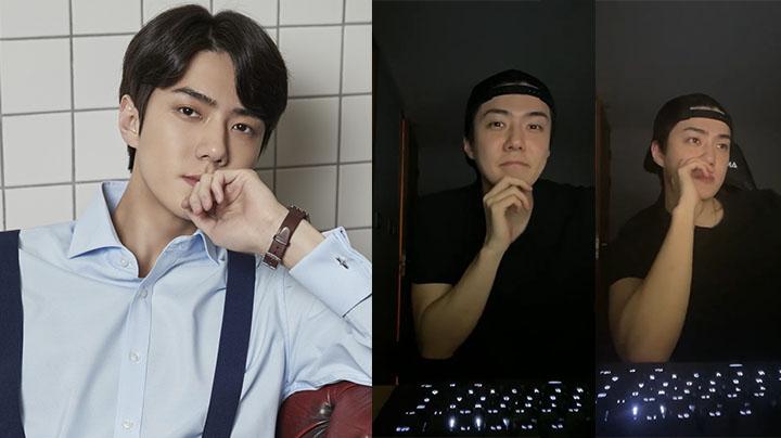 EXO世勳日收過百私生飯電話騷擾  首度公開唔換號碼理由