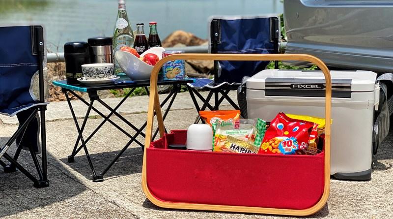 〈好遊〉自駕遊車中泊 欣澳堤邊野餐