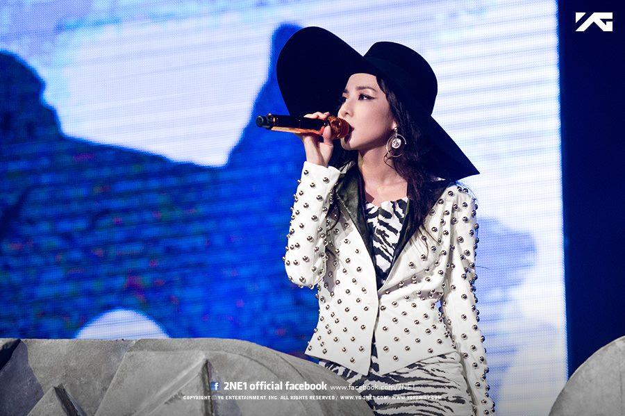 Dara不續約YG 網民冀2NE1盡快重組