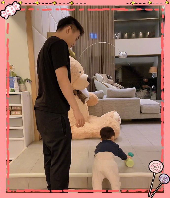 奚夢瑤宣布懷二胎後首露面 手腳纖細零孕味