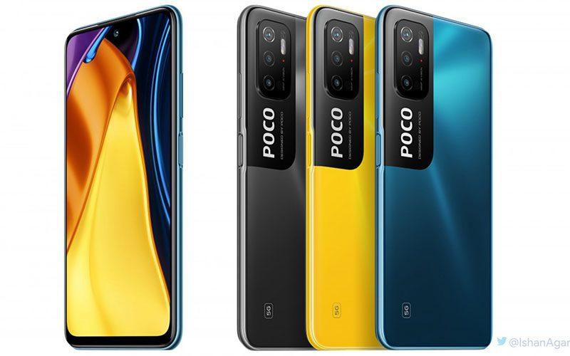 90Hz 螢幕、大容量電池,週三發佈 POCO M3 Pro 5G 更多功能披露