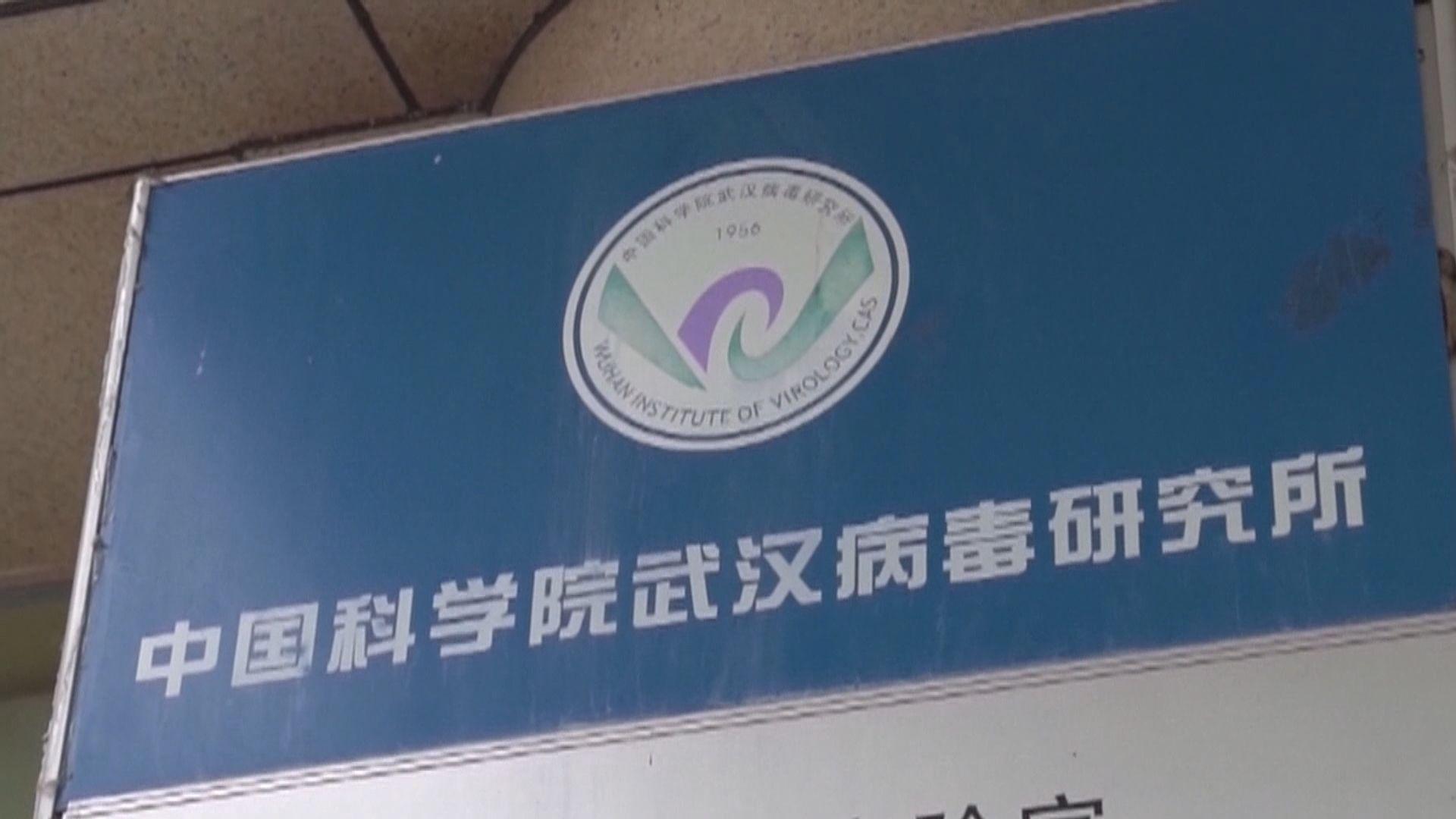 美情報指武漢實驗室三人前年不適入院