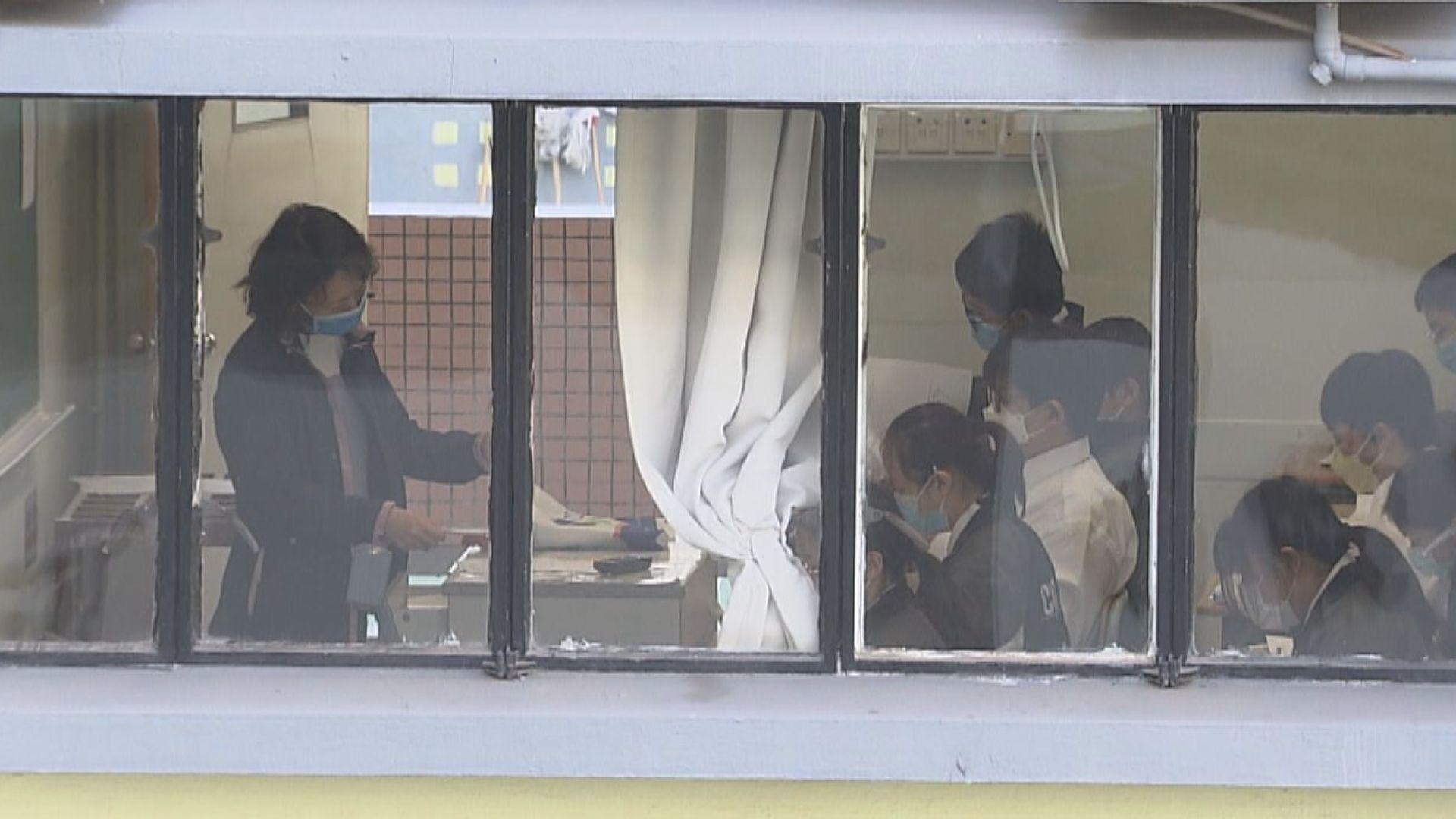 【即日焦點】教育局公布國安教育課程框架 初中中史須學秦始皇時香港已是中國一部分;中大推算全港有約兩萬名隱形新冠患者