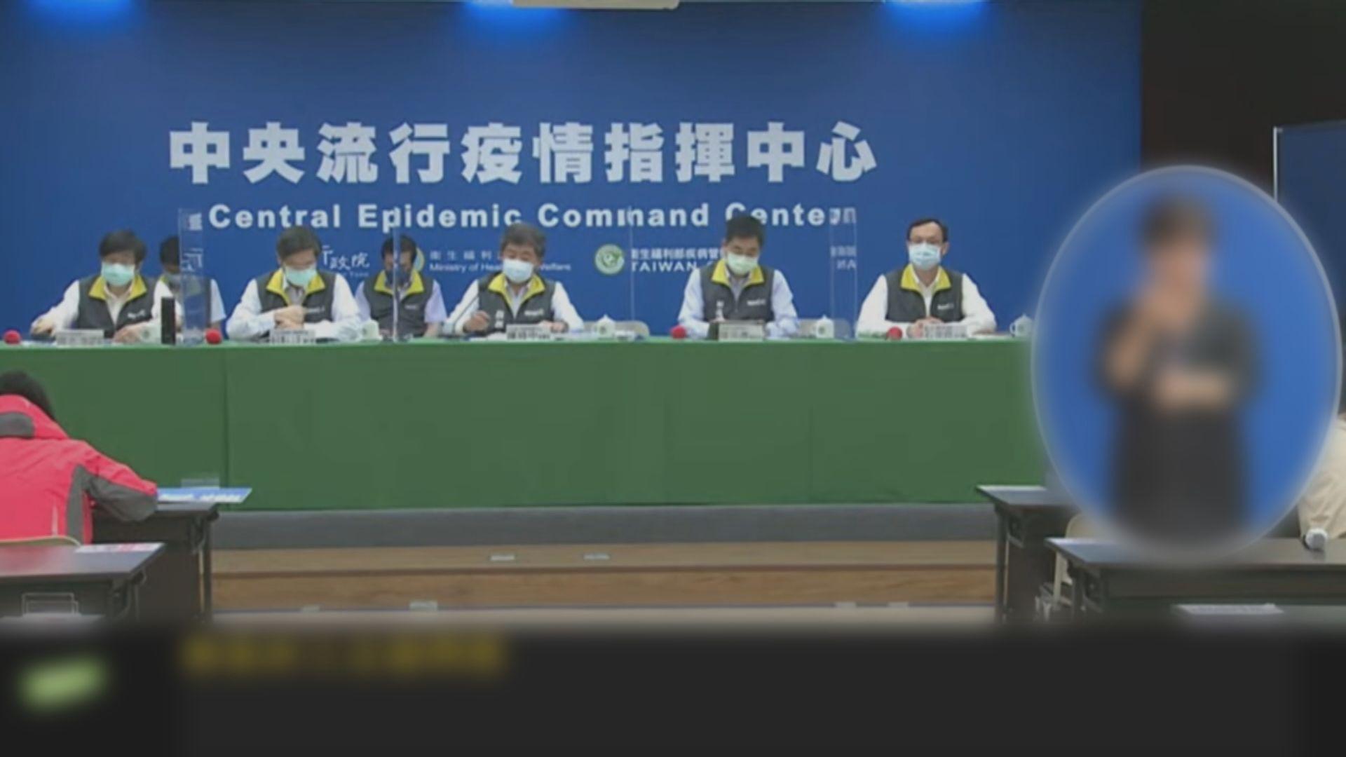 台灣增共486宗本土確診 染疫死亡增21人創新高