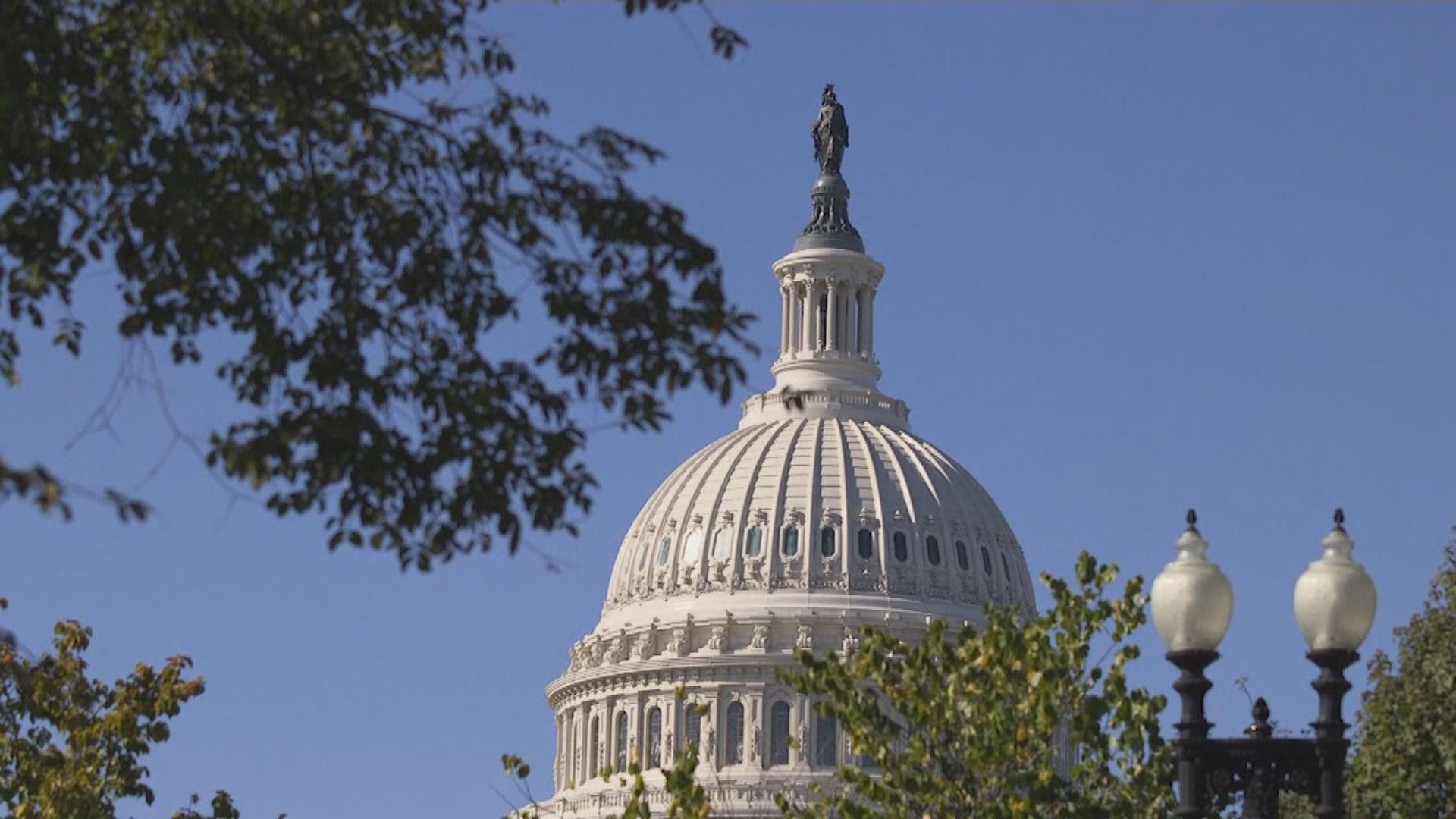 美眾議員提出 《台灣外交檢討法案》