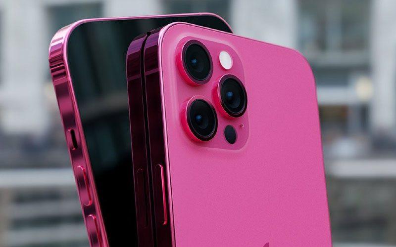 疑推搶眼 Rose Pink 款,iPhone 13 Pro 新色新功能流出