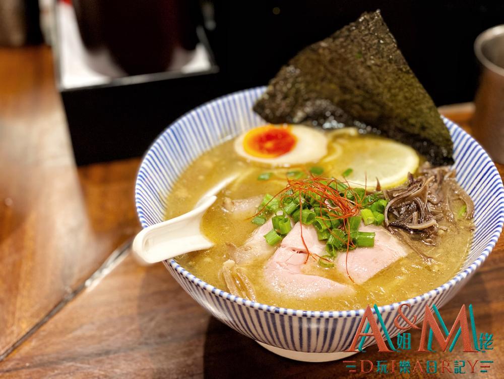 〈好食〉日本人主理拉麵小店 大角咀大丸拉麵