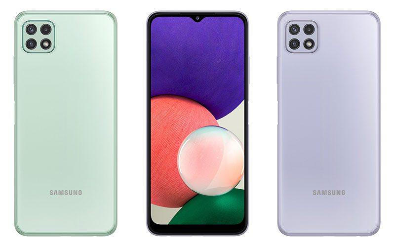 低至 $2,160 起,最平三星 5G 手機 Galaxy A22 歐洲發布