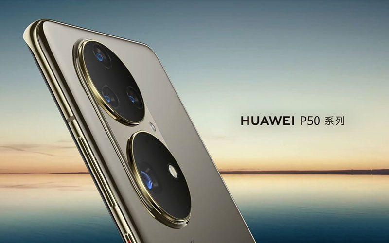 外型落實雙環形攝像模組,華為 P50 有大 Sensor 再加光學變焦 ?