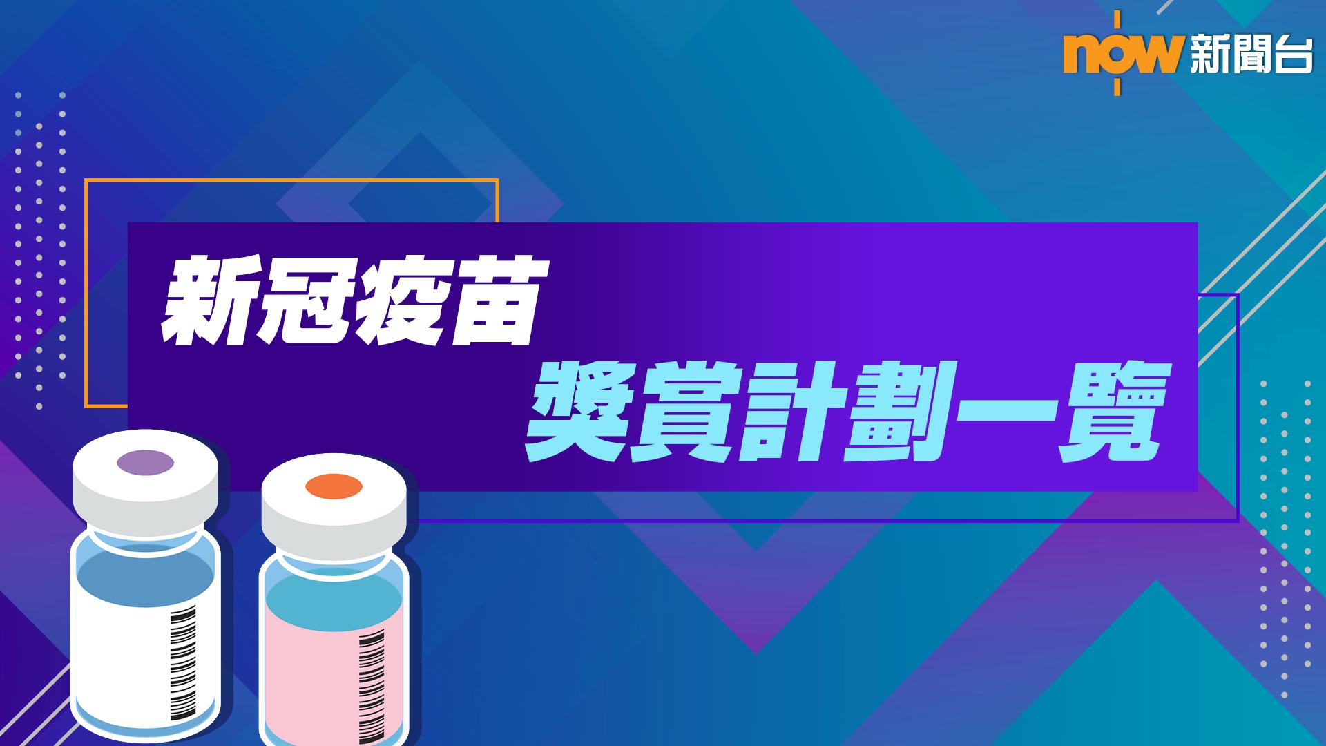 【持續更新】接種新冠疫苗奬賞計劃一覽