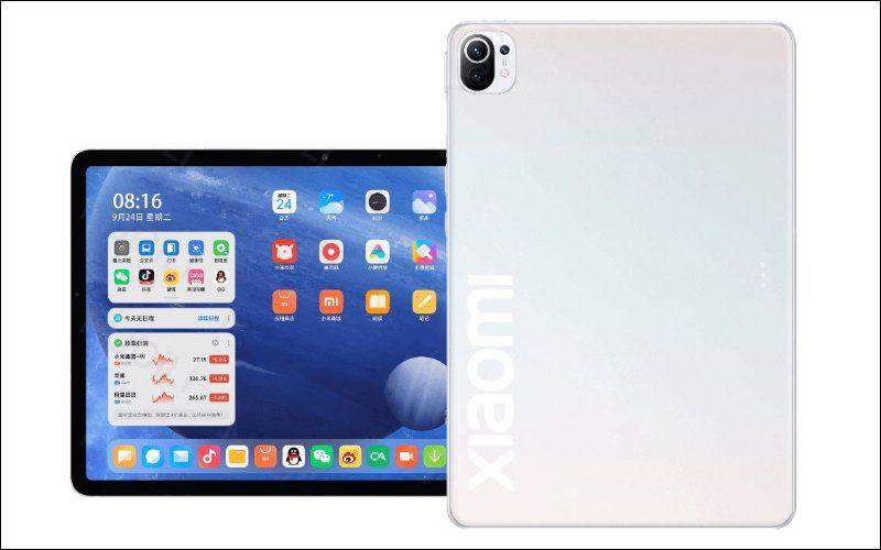 用 Snapdragon 870、有 5G 版本,小米平板 5 正式入網