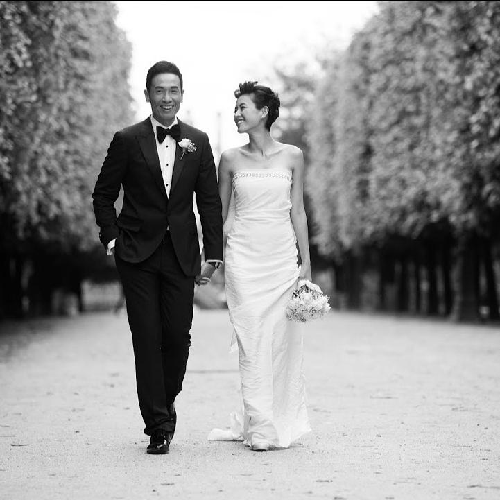 與陳豪結婚8周年 陳茵媺:我因你而完整