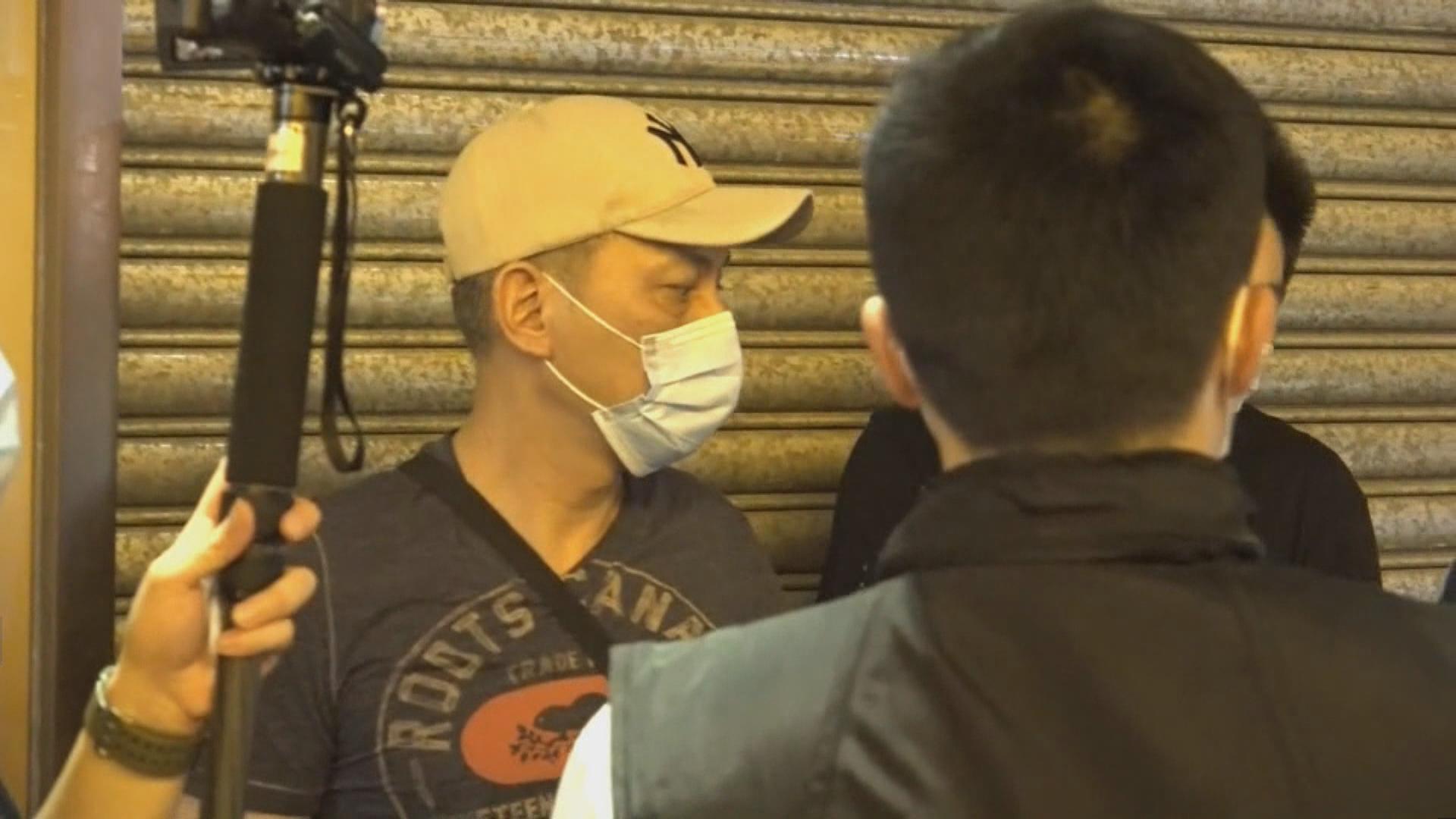 【612兩周年】警方旺角拘捕至少三人