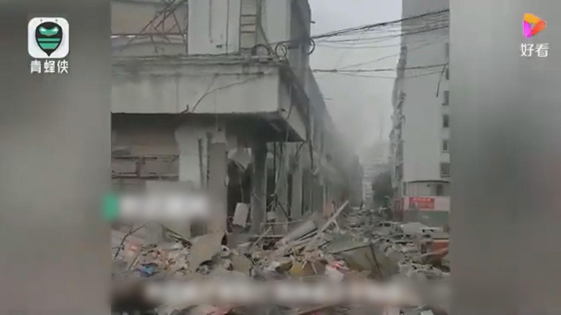 湖北省十堰市發生爆炸致11人死37人傷