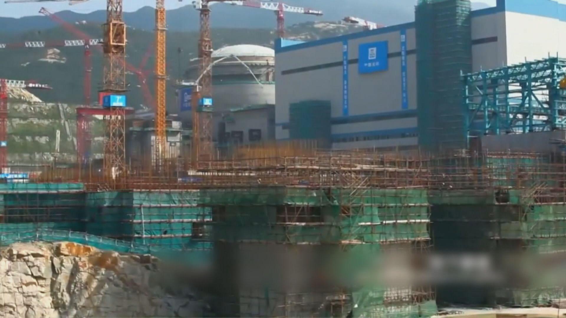 中國廣核集團:台山核電站及周邊環境指標正常
