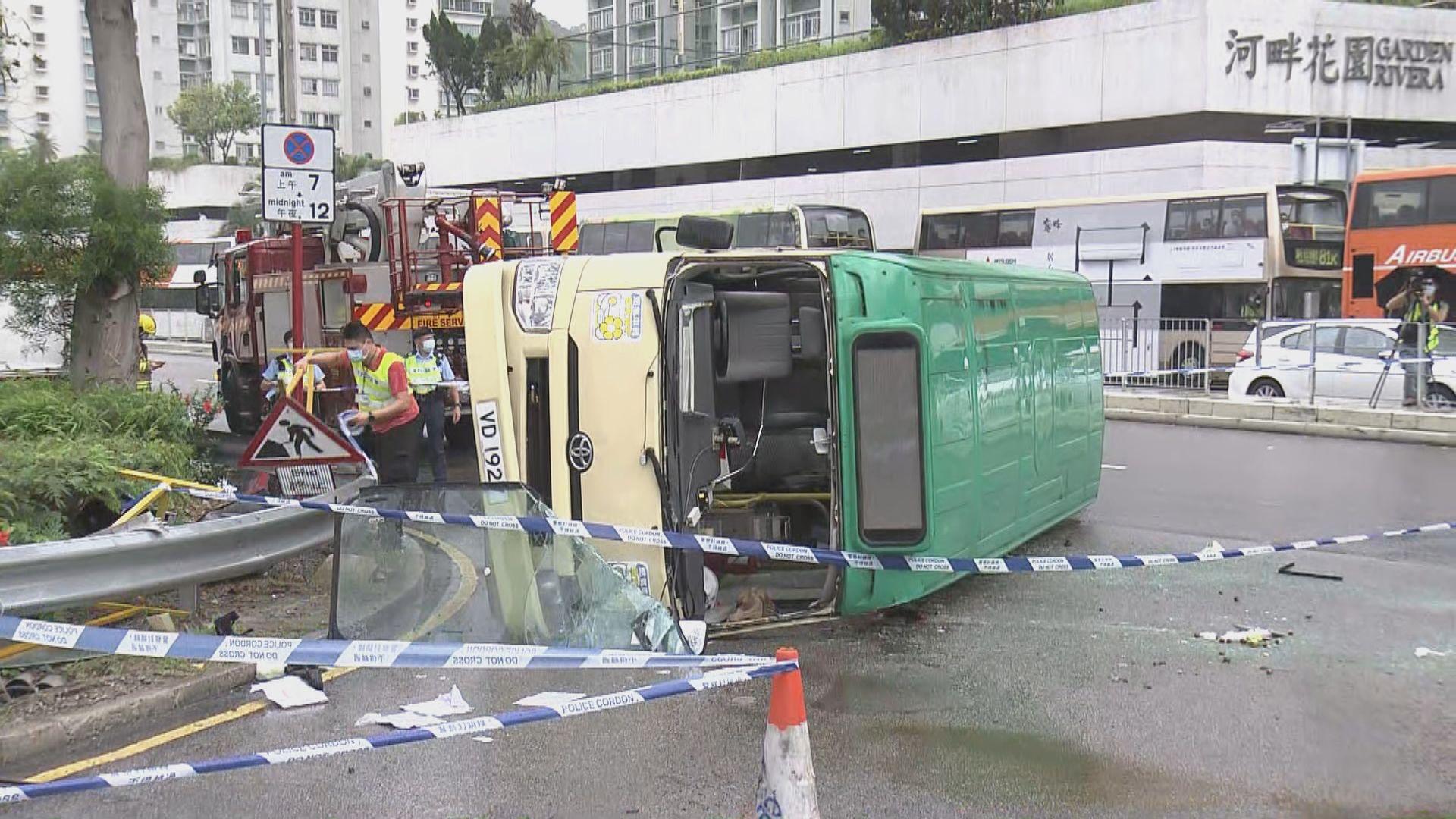 沙田大涌橋路奪命車禍 再多一名女司機被捕