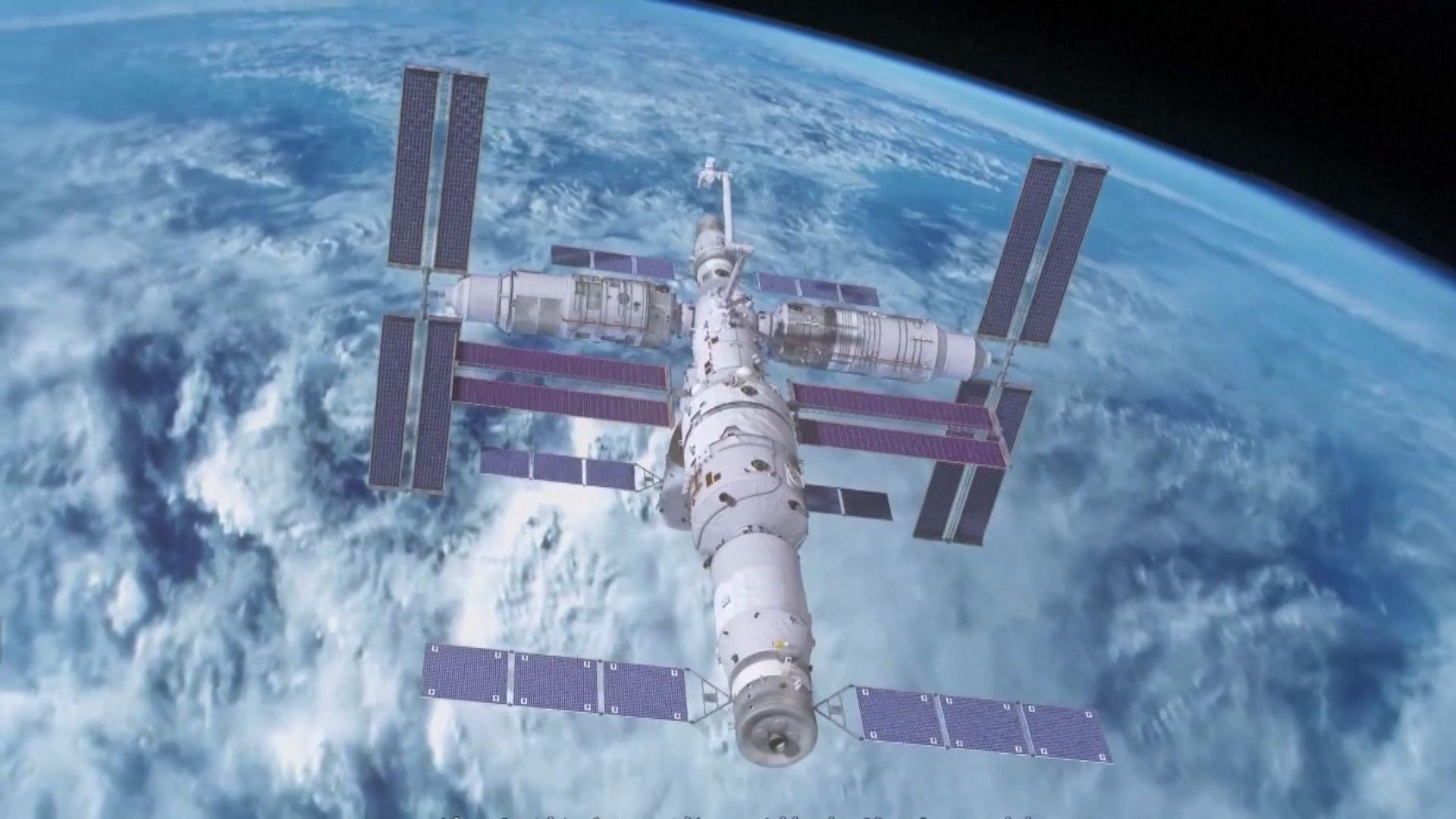 神舟十二號明早升空 太空人逗留三個月將出艙兩次