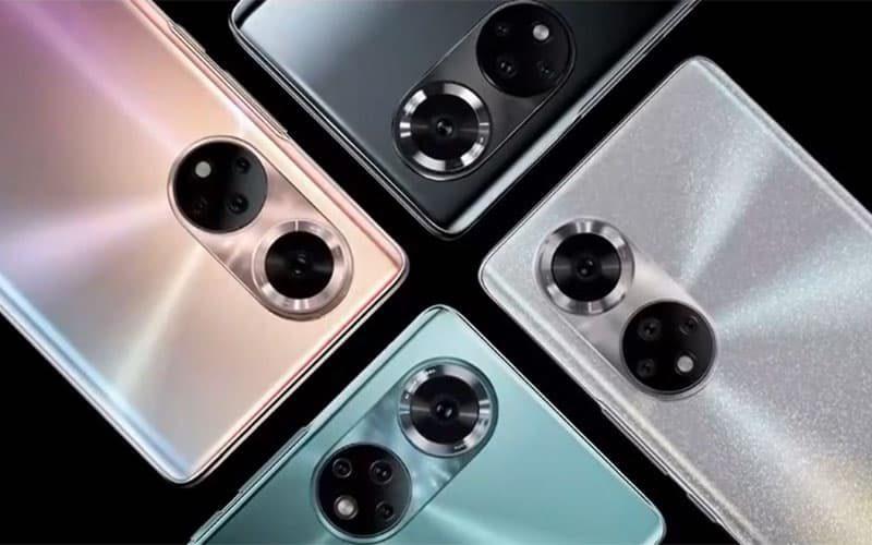 全系配備 1 億像素拍攝,賣 2,399 人民幣起 Honor 50 系列回歸 GMS